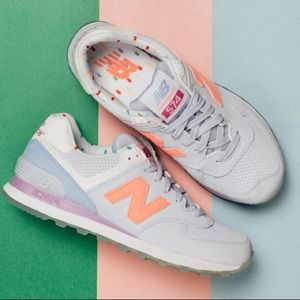 new product 5ff66 4a5f7 New Balance 574 State Fair Collection Pastel